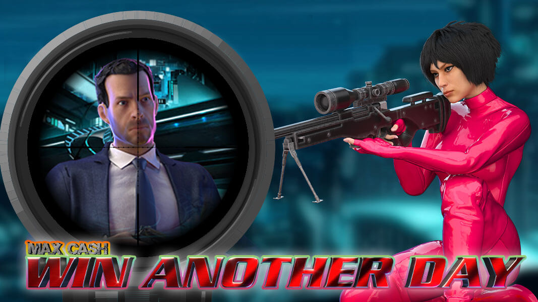 Spy-tecular Max Cash Back In 3D