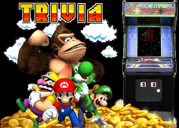 Arcade Trivia Challenge