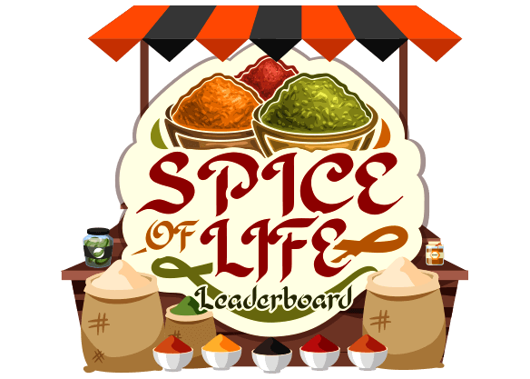 $50,000 Spice your Life Leaderboard