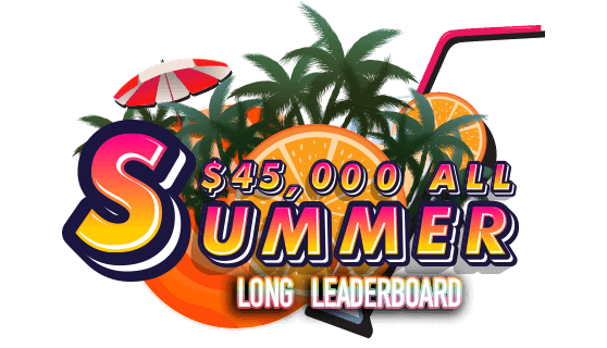 $45,000 All Summer Long Leaderboard